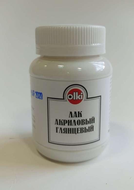 Аксессуар Лак акриловый глянцевый OLKI-2056